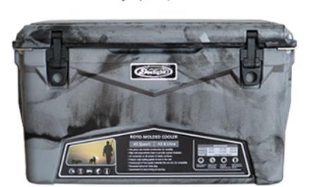 Deelight iceland cooler box