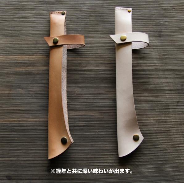 【FEDECA】Bushcraft Saw  専用レザーケース
