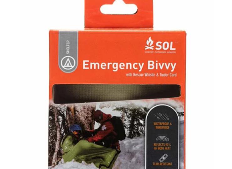 【SOL 】Emergency Bivvy/エマージェンシーヴィヴィOD