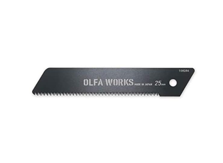 【OLFA WORKS】替刃(ブッシュクラフトナイフ/フィールドナイフ/フィールドノコギリ)