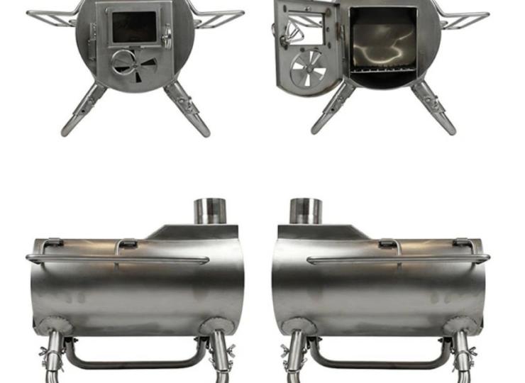 G-Stove Heat View XL 本体セット