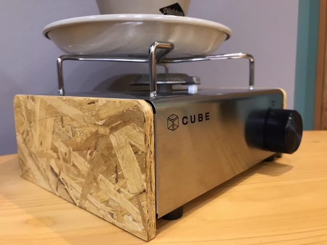 KOVEA  コベアキューブ専用 木製側板 【木製パーツ3点セット】 側板2枚 ダイヤルキャップ カスタムパーツ
