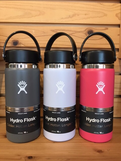 HydroFlask ハイドロフラスク ワイドマウス16oz