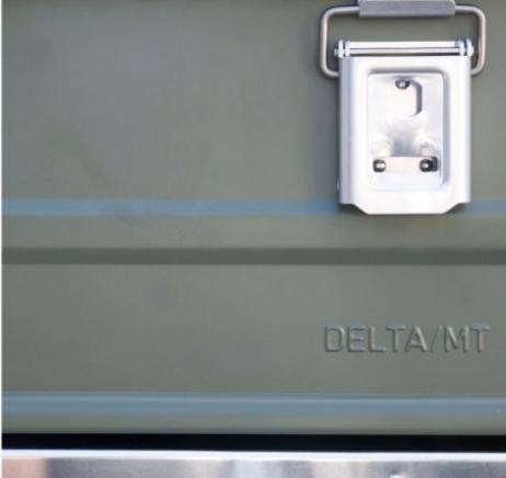 【DELTA/MT】 ExtremeX アルミコンテナ サイズ:30/39/73