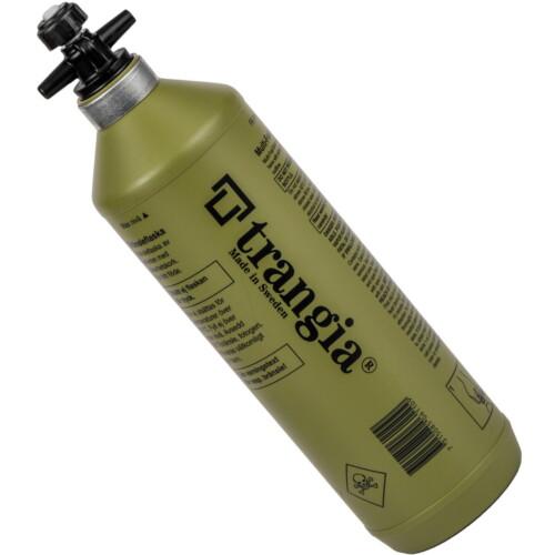 【Trangia】トランギア フューエルボトル 0.5L アルコールバーナー用 燃料ボトル